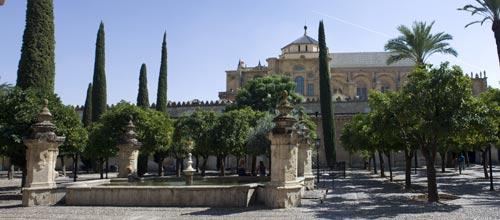 Reportaje de Fotos de Matrimonio en La Mezquita Catedral de Córdoba